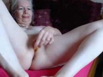Pale Granny Orgasming Live Cam