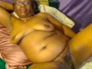 Black Granny Cams