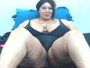 Ebony Grandma Live Webcam Chat