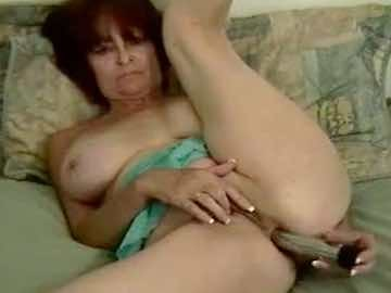 Granny Anal Cams
