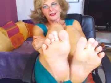 Granny Feet Cam Shows